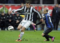 Calendario completo serie A 2013/14: Inter-Juve alla 3a, Milan-Napoli alla 4a