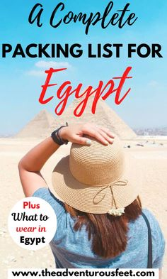 Packing Tips For Vacation, Travel Packing, Packing Lists, Travel Trip, Travel Style, Egypt Travel, Africa Travel, Travel Tips With Baby, Visit Egypt