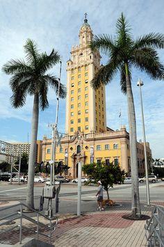 Freedom Tower, Downtown (Miami, Florida)