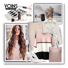 """Yoins30"" by sneky ❤ liked on Polyvore featuring Alexander McQueen, Gianvito Rossi, women's clothing, women's fashion, women, female, woman, misses and juniors"