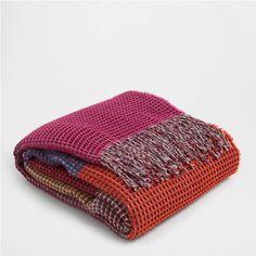 BUNTE DECKE - Schlafen - Angebote | Zara Home Deutschland