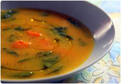 Elvira's Bistrot: Sopa suave de legumes