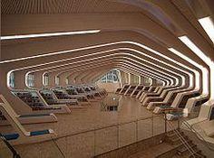 Vennesla library interior