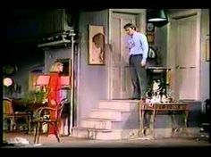 Barefoot in the Park - play. Starring Richard Thomas & Bess Armstrong absolutely hysterical.  Shown on A&E in the 1980s and has never been released again..........wish I still had the VHS tape that we recorded it on