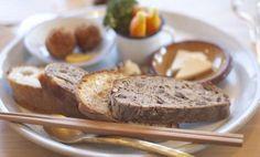 天然酵母パンの香りも楽しめる♠ timein.jp