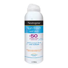 Protetor solar Neutrogena spray 50