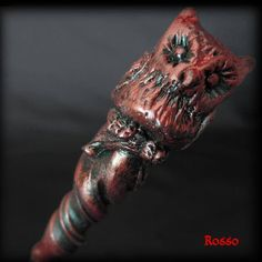 Wand Woods, Wizard Wand, Different Colors, 3 D, Lion Sculpture, Skull, Etsy, Handmade, Magic Wands