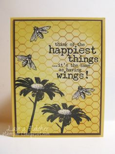Laura's Stamp Art Journal: Impression Obsession