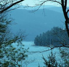 Lake Blue Ridge located in Fannin County Georgia is a 3300 acre lake with over 60 miles of shoreline. Approx 80% of the land is protected belonging to the Chattahoochee National Forest. Full pool is approximately 1681 feet above mean sea level. Beautiful, pristine aquamarine waters with astounding views of the Blue Ridge Mountains. Recreational activities: boating, camping, fishing, hiking and water sports.  www.move2northgeorgia.net