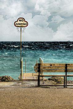 No Jumping by Tim Sklyarov, via Flickr