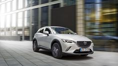 Download wallpaper 2015, mazda, cx-3, mazda suv, white, mazda resolution 1600x900