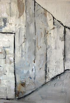 "Saatchi Art Artist Marilina Marchica; Painting, ""muro"" #art"