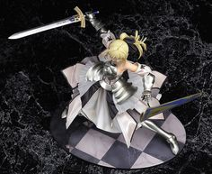 Crunchyroll - Saber Lily ~Distant Avalon~ (re-run) 1/7th Scale Figure - Fate/stay Night