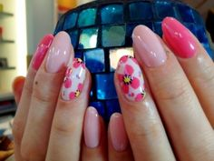 pretty nail FLowers