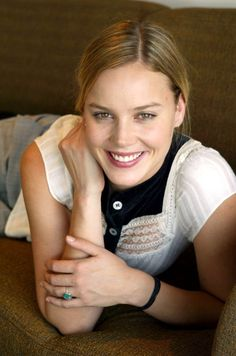 Poshly exhilarating Abbie Cornish ...Select Beauty... She starred as Christie Roberts in A Good Year (2006)