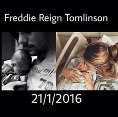 Freddie Reign Tomlinson ♥ Tomlinson Family, Louis Tomlinson, Freddie Reign Tomlinson, Briana Jungwirth, Always Love You, My Love, Sagittarius Astrology, You're My Favorite, One Direction Harry