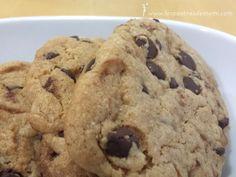 Galletazas - galletas cookies de chocolate - Los postres de mami – Recetas fáciles y dulces