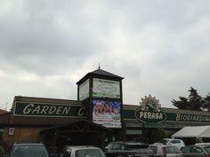 Peraga Garden Center nel Mercenasco, Piemonte