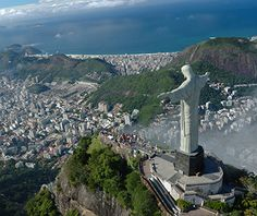 World's Greatest Dream Trips: Christ The Redeemer - Rio de Janeiro, Brazil | Travel + Leisure - September 2013