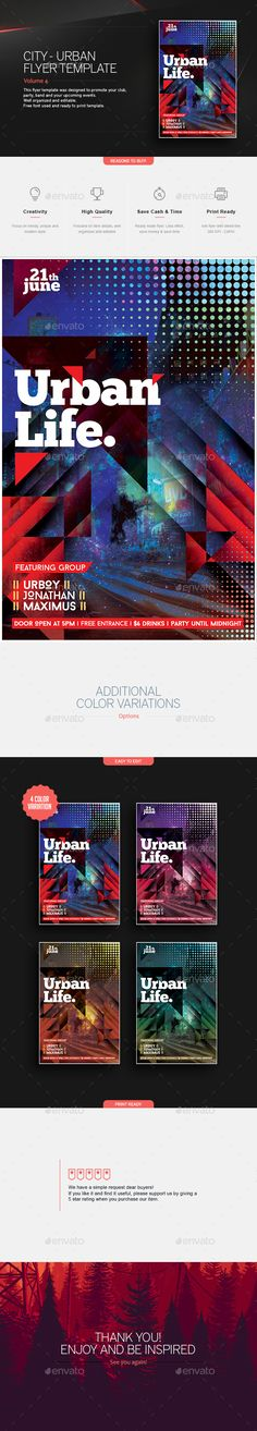Steakhouse BBQ Restaurant - Set Template Print, Template and - for rent flyer template