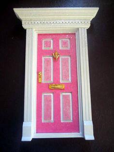 Tooth Fairy Door Magic Portal to Fairyland by LegendaryLetters, $35.00