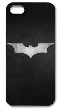 "Batman iPhone case. If I ever fall into the Apple abyss, this is SO mine. (Until they slightly change the shape of the phone and nothing else and make 4 years of iPhone cases no longer fit their ""new and improved"" model)"