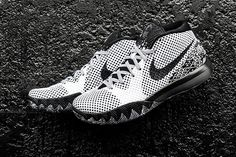 promo code eeb54 4fda7 Nike Kyrie 1 BHM – Detailed Look Boys Basketball Shoes, Nike Kyrie,