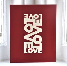 Love Energy Red Print (8x10 Poster, Wall Decor Art). Love Energy Red 8x10 by Graphic Artist Alan Claude. Love Energy art print poster - The word Love is applied in the four cardinal directions and is inner connected - it is one. Love is the most powerful source of energy. Dwell in Love and you will be on purpose guiding your thoughts and actions. Love is aware; Love is present, engaging and respectful. Love Energy will inspire and remind yourself to begin your day in the place of Love…
