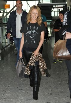 See All the Stars Who Ace Airport Dressing