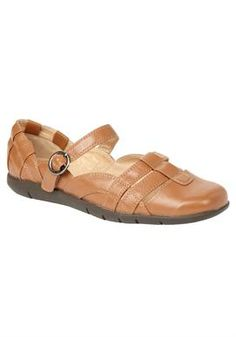 Mihya Mary Jane Sandal by Comfortview® | Comfortview from Woman Within