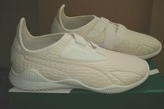 Puma Evolution Mostro Triple White Trainers Sneakers Size UK 6 EUR 39 Ebay Auction, White Style, Evolution, Trainers, Sneakers Nike, Women, Tennis, Nike Tennis, Athletic Shoes