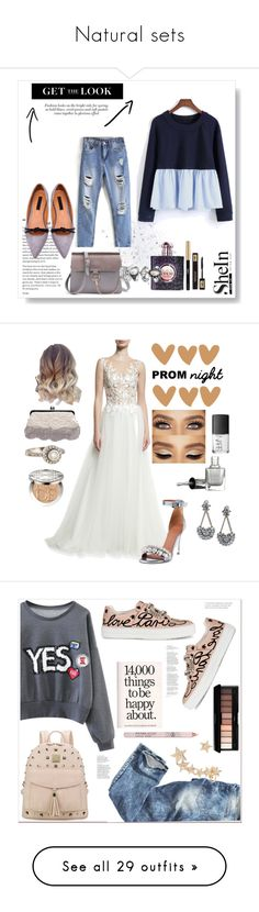 """""""Natural sets"""" by lulalalala ❤ liked on Polyvore featuring LM by Mignon, Givenchy, NARS Cosmetics, LULUS, Niclaire, Christian Dior, Roger Vivier, Kate Spade, Sofiacashmere and Converse"""