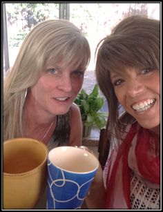 Come Have 'Coffee With the Chicks' (Must See Video)