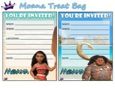 Free Moana Printable Crafts Activities And Party Supplies