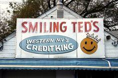 Smiling Ted's, Buffalo New York.....Bailey Avenue, Lovejoy...