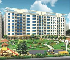 Anchor Realty | Anchor Park - Flats in Vasai provides Affordable & Luxurious 1 bhk flat & 2 bhk flats with Modern Interiors, Essential facilities, Ample Parking space