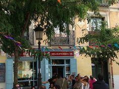 #DelicCafe, Plaza de la Paja. #LaLatina, #Madrid