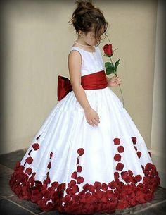 Mädchen Kleid Madalena
