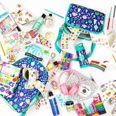 Get in on this Mega Creative Summer Giveaway!