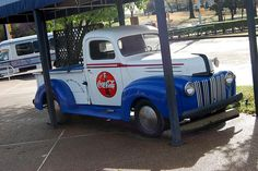 Antique Coca Cola Truck at Graceland by rbglasson, via Flickr