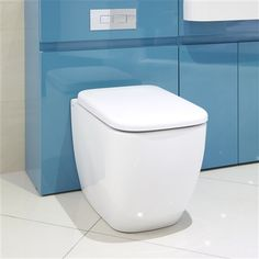 Back to wall toilets are fresh and clean looking and can be installed against a wall with the cistern hidden or with a purpose built WC cabinet for a fitted furniture look whereall of the unsightly pipes are hidden away and all you see is the pan. This premium Lauren back to wall WC is …