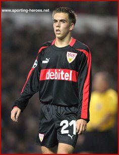 Philipp Lahm - VFB Stuttgart - UEFA Champions League 2003/04