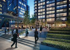 Amazon chooses building by Foster + Partners as UK home