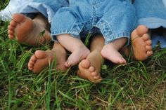 Brothers & Sisters are as close as Hands and feet