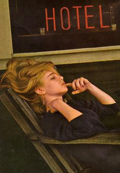 #music #playlist #lovemonday Damn Monday Session: Rust And Stardust /// Sue Lyon as Lolita by Bert Stern