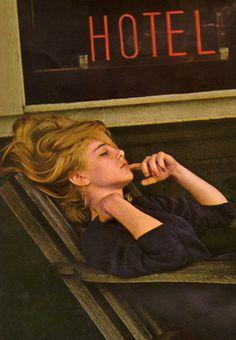 #music #playlist #lovemonday Damn Monday Session: Rust And Stardust /// Sue Lyon as Lolita by Bert Stern