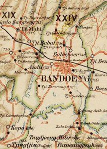 Bandoeng 1893 Army Names, East India Company, Dutch East Indies, Dutch Colonial, Old Maps, Graffiti Art, Southeast Asia, Java, Old Photos