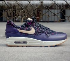 Nike WMNS Air Max 1 Premium – Purple Dynasty / Linen
