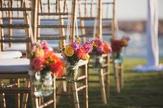 Vibrant Mexican Chic Wedding at Fiesta Americana in Los Cabos   - Creative Destination Events