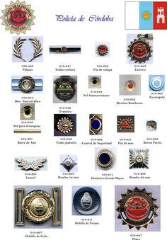 De una vez alguno se habrán preguntado que significan los diferentes,distintivosque los militares, miembros de fuerzas de seguridad y policiales ...